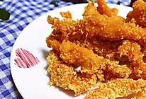 #全电厨王料理挑战赛热力开战!#无骨鸡柳的做法