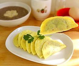 宝宝营养辅食1-3岁蔬菜蛋饺的做法