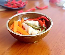 坛坛泡菜的做法