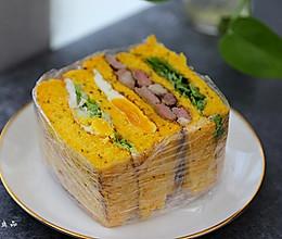 牛排三明治----健康减肥必备的做法