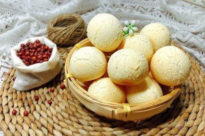 原味麻糬面包