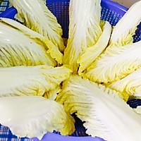 国产泡菜--最简单的剁椒泡大白菜的做法图解1