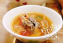 鲜掉眉毛的蛤蜊汤的做法