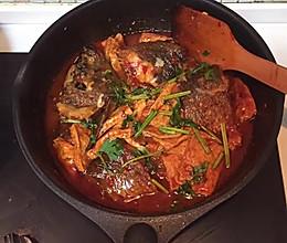 草鱼炖豆腐的做法