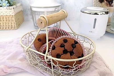 巧克力控看過來,超愛的巧克力紙杯蛋糕