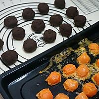 蛋黄豆沙酥皮月饼#手作月饼#的做法图解10