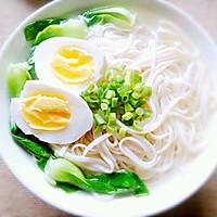葱花鸡蛋面#胃,我养你啊#的做法图解15
