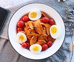 蜜烤迷迭香红薯片,做法如此简单?的做法