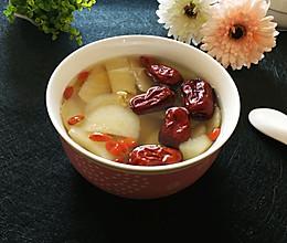#夏日消暑,非它莫属#冰糖雪梨红枣汤的做法