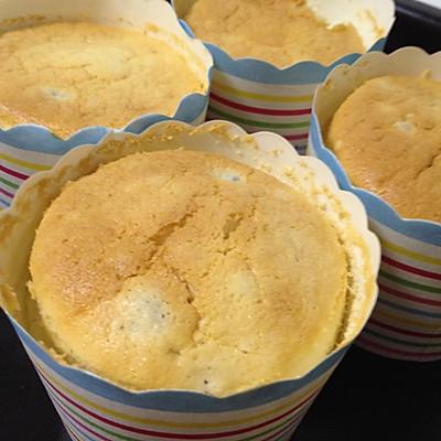 蔓越莓酸奶天使蛋糕杯—消灭多余蛋清