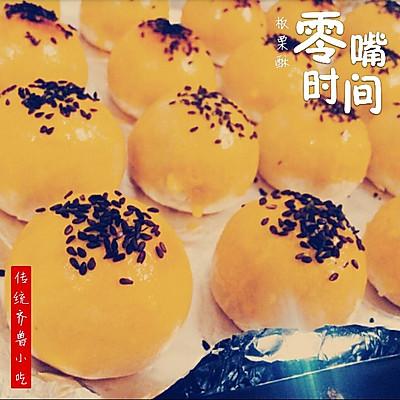 传统齐鲁小吃【板栗酥】