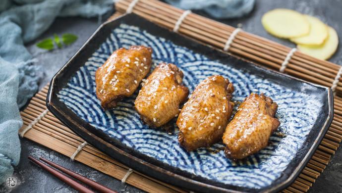 电饭锅烤鸡翅