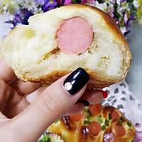 花式香肠面包的做法图解13