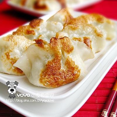 家常鲅鱼煎饺