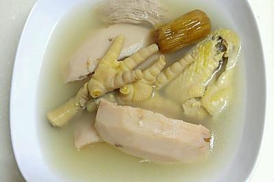 補氣血蓮藕雞湯