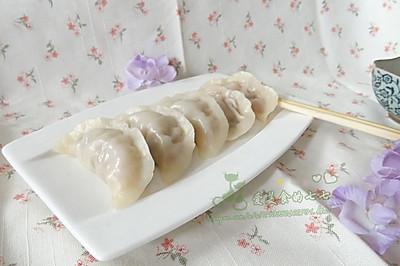 家乐浓汤宝试用之香菇猪肉蒸饺
