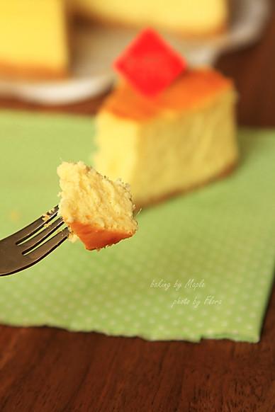 榴莲乳酪蛋糕的做法