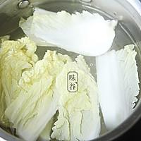 味谷   牡蛎白菜汤的做法图解2