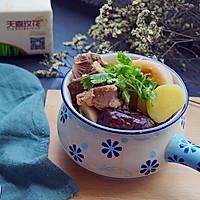 猪尾骨莲藕汤的做法图解10