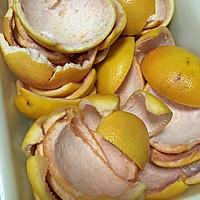 水晶西柚皮---宝宝的无添加开胃小零食的做法图解2