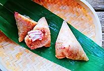 #甜粽VS咸粽,你是哪一党?#鲜肉粽子的做法