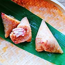 #甜粽VS咸粽,你是哪一党?#鲜肉粽子