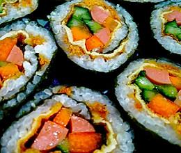 制作简单,味道不凡的寿司的做法