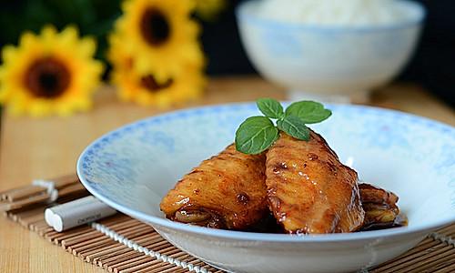 糖醋鸡翅#自己做更健康#的做法
