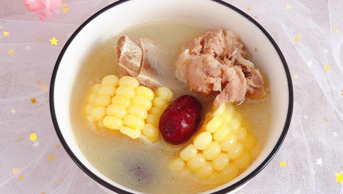 ㊙️超好喝的营养养胃排骨汤连喝三碗都不够