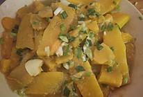 蒜香金瓜的做法