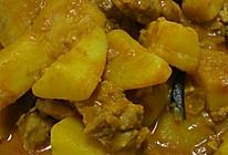 新加坡风味的咖哩鸡的做法