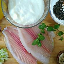 酸奶红鲷鱼(0油西餐)
