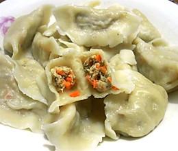 美味香菇鸡肉饺子的做法