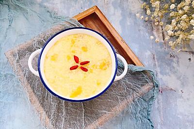 小米红薯养胃粥