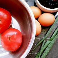 西红柿打卤面的做法图解1