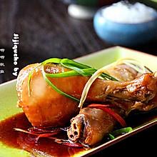 酱油鸡腿#美的微波炉菜谱#