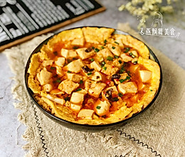 ✅嫩滑又下饭的鸡蛋抱豆腐,爆好吃的做法