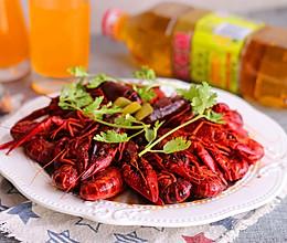 麻辣小龙虾#虾的味道,油知道#的做法