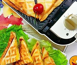 宝宝早餐系列~三明治的做法
