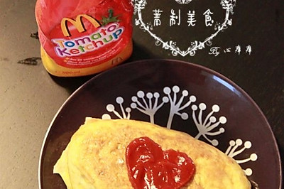 日式蛋包饭 オムライス