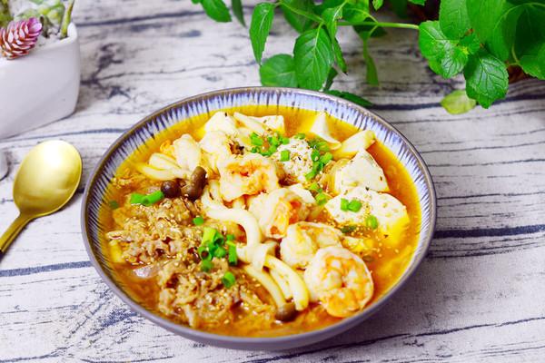 牛肉豆腐汤#金龙鱼外婆乡小榨菜籽油 最强家乡菜#的做法