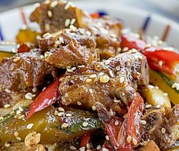 黄瓜排骨 | 入味下饭的做法