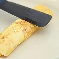 番茄鸡蛋卷 宝宝辅食微课堂的做法图解9
