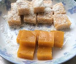 南瓜奶糕的做法