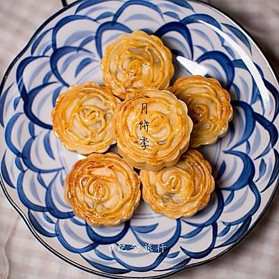 超详细广式月饼做法 附挑蛋黄技巧
