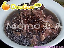 黑豆猪骨汤