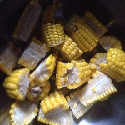 玉米土豆排骨的做法 步骤4