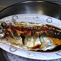 清蒸白水鱼的做法图解2