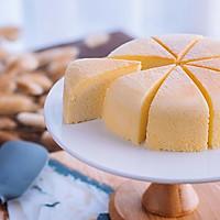 不开裂的椰浆轻乳酪蛋糕