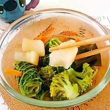 减肥餐-全素食关东煮